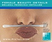Female beauty details (CD048)