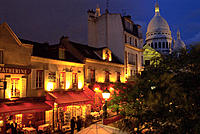 Montmartre. Paris. France