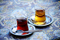 Tea. Turkey