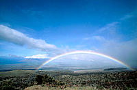 Rainbow. Maui. Hawaii