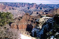 Grand Canyon NP. Arizona. USA