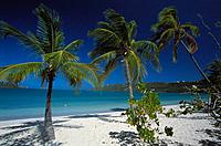 Magens Bay. Saint Thomas. U.S. Virgin Islands
