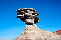 Bisti Badlands, wilderness area. New Mexico. USA