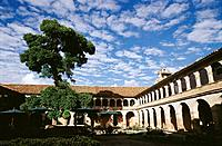 Hotel Monasterio, old Spanish colonial monastery. Cuzco. Peru