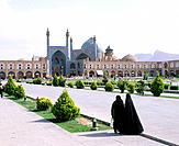 Meidun-e Emam square. Esfahan. Iran