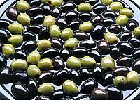Bowl, Olives, Oil