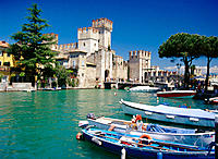 Sirmione. Garda Lake. Italy