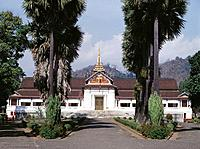 Royal Palace Museum. Luang Prabang. Laos