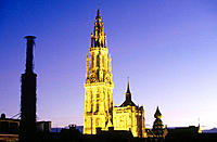 Cathedral of Our Lady. Antwerp. Belgium