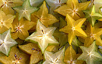 Carambola, Star fruit, Still life