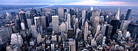 Overview -  Manhattan - New York City - New York - USA