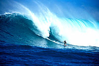 Hawaii, Maui, Peahi, Big wave surfing, Buzzy Kerbox C1389