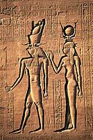 Edfou Temple. Egypt