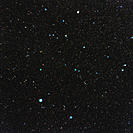 Aquarius constellation. Optical image of the zodiacal constellation Aquarius, the water bearer. North is at top. Aquarius is a large and sprawling con...