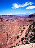 Canyonlands National Park. Utah. USA
