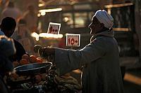 Souk (public market). Aswan. Egypt
