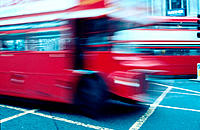 Buses. London. England