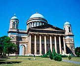 Cathedral. Esztergom. Hungary