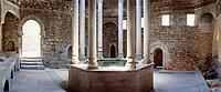 Moorish baths. Girona. Spain
