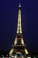 Eiffel TowerParisFrance