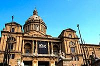 Museu Nacional d´Art de Catalunya<br>Barcelona, Spain