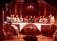 The Last SupperPhilippe de Champaigne (1602-1674 French)