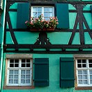 Colmar. Alsatian Wine Road. France