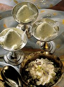 Indian Icecream & Rice Pudding & Pistachio (1)