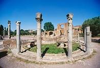 Villa Adriana. Lazio. Italy