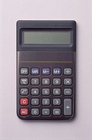 Electronic calculator (thumbnail)