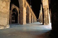 Mosque of Ahmad ibn Tulun (9th century). Cairo. Egypt