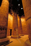 Temple of Horus. Edfu. Aswan