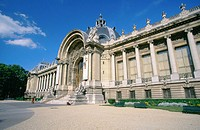 Petit Palais. Paris. France