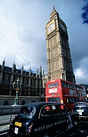 Big Ben. London. England
