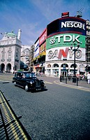 Piccadilly Circus. London. England (thumbnail)