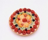 Fruits pie