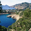 Port of Andraitx. Majorca. Balearic Islands. Spain