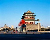 Meridian Gate. Beijing. China
