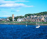 Isle of Bute. Rothesay. Scotland (thumbnail)