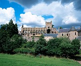 Jedburgh Abbey. Scottish Borders. Scotland (thumbnail)