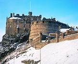Edinburgh Castle. Scotland