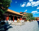 Imperial Palace. Beijing. China