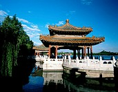 Beihai Park. Beijing. China