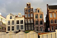 Buildings. Amsterdam. Holland
