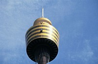 Centrepoint tower in Central Business District, Sydney, Australia