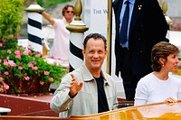 Tom Hanks. Venice. Italy (2002)