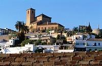 Albaicín, Granada. Spain