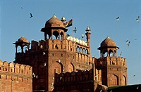 Delhi, Red Fort, India