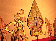 Java, Wayang Shadow Puppets, Indonesia