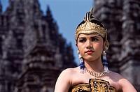 Java, Prambanan, Ramayana Dancer, Indonesia